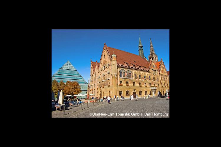 ウルムとアウグスブルク、シュタイフ博物館...の写真