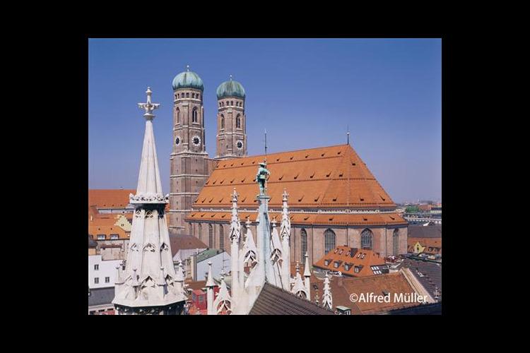 ミュンヘン在住ガイドがご案内 市内コンパ...の写真
