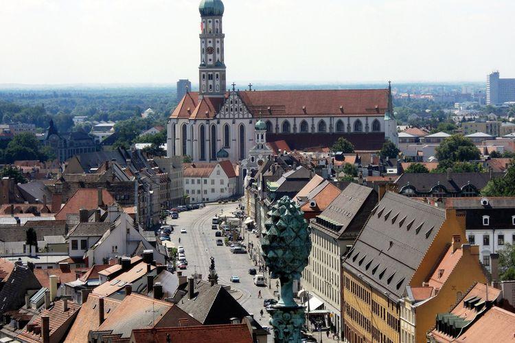 貸切 2000年の古都アウグスブルク半日...の写真