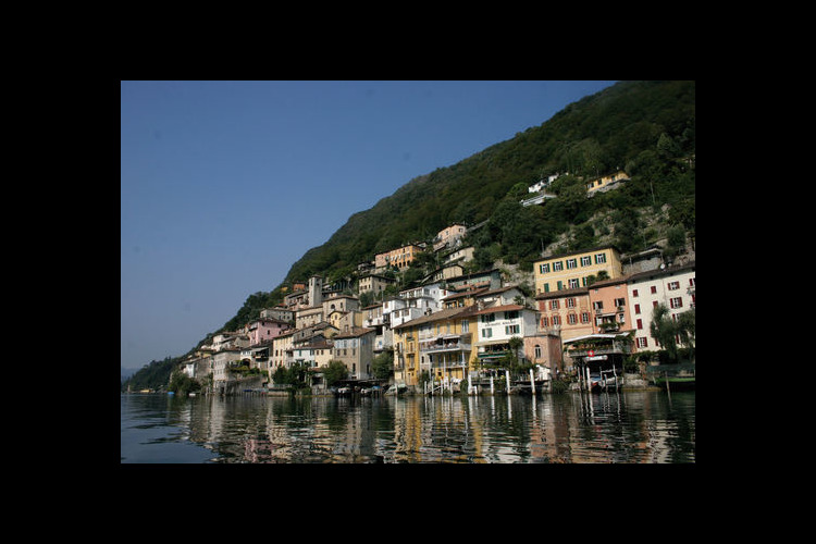 イタリアからの小旅行スイス・ガンドリアと...の写真