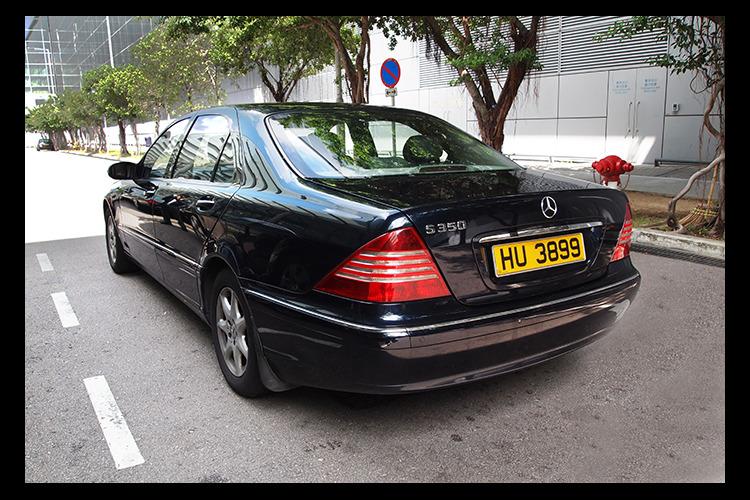 プライベートの香港旅 専用車貸切チャータ...の写真