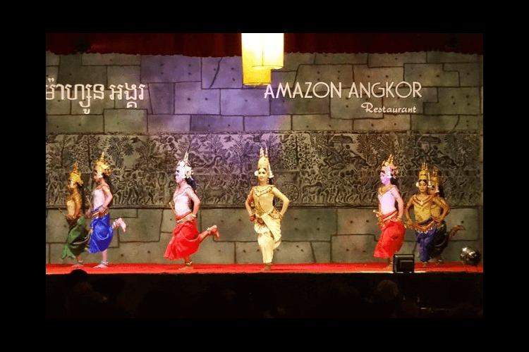 カンボジアの伝統舞踊を楽しもう! ! ア...の写真