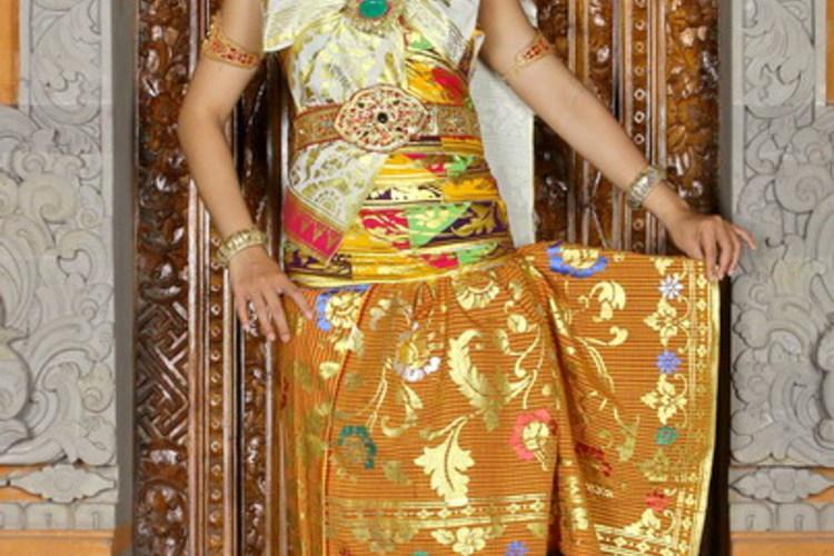 バリ民族衣装フォトプランの写真