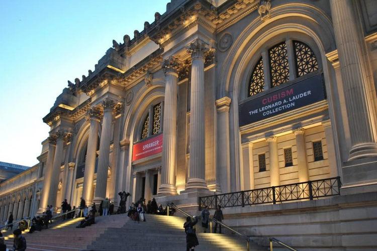 ニューヨーク2大美術館巡り一日ツアーの写真