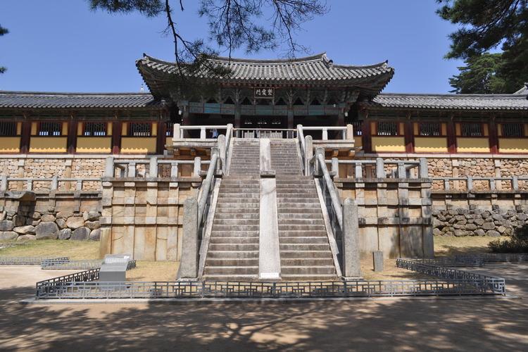 慶州3大世界遺産巡り 仏国寺 + 石窟庵...の写真