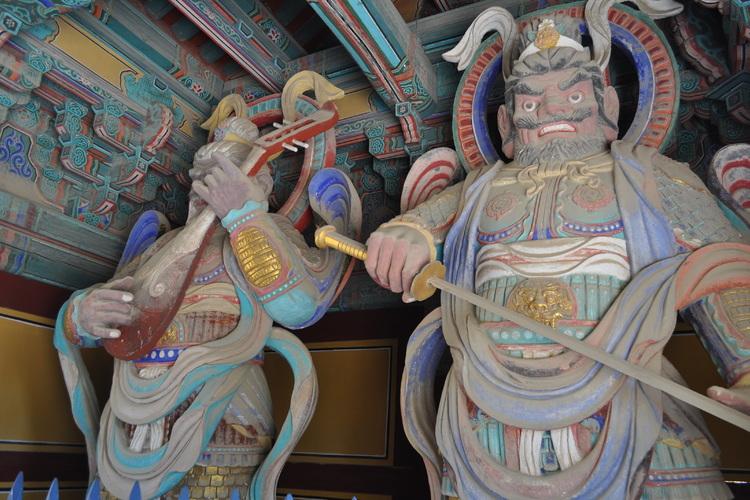 韓国南部 3大世界遺産巡り 仏国寺 + ...の写真