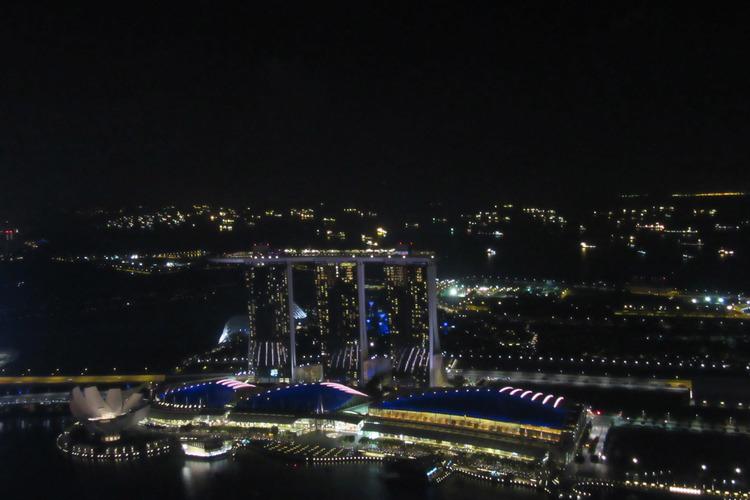 シンガポール限定! デラックス夜景ツアーの写真