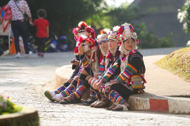チェンライ日帰りの旅 (バンコク発)の写真