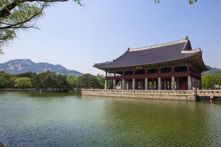 ソウル市内観光ツアー 景福宮(キョンボッ...の写真