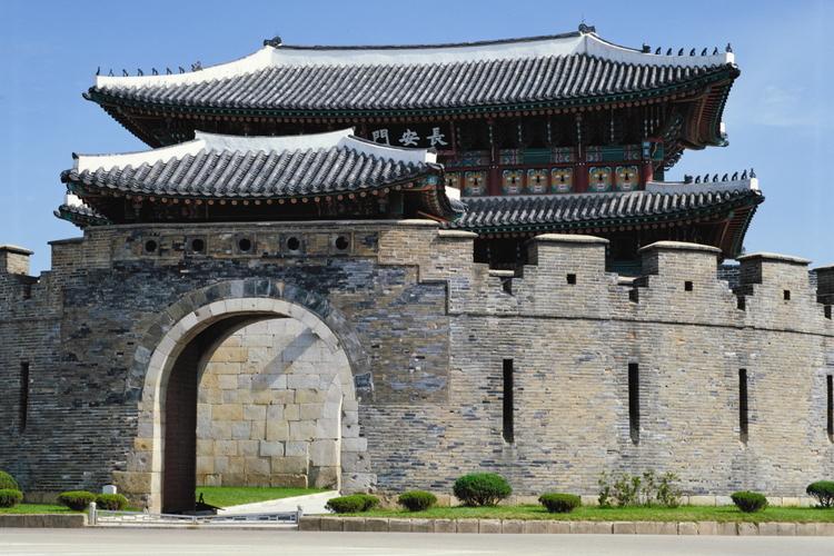 【水原華城・民俗村ツアー】 世界文化遺産...の写真