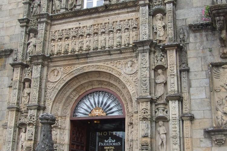 専用車で行く 聖地サンティアゴ・デ・コン...の写真
