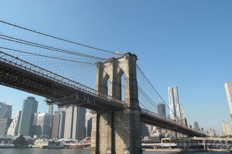 ニューヨーク1日市内観光 ~マンハッタン...の写真