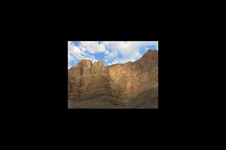 グランドキャニオン1日観光 (往復航空機...の写真