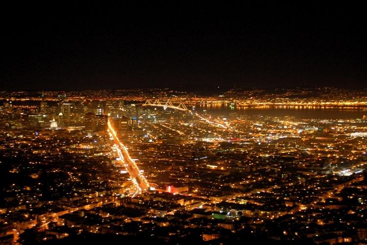 カニ・ナイトと夜景ツアーの写真