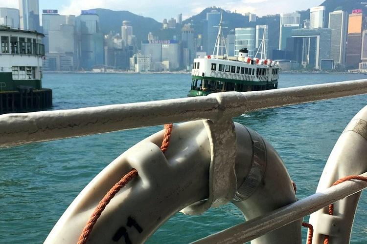 香港定番観光コースの写真