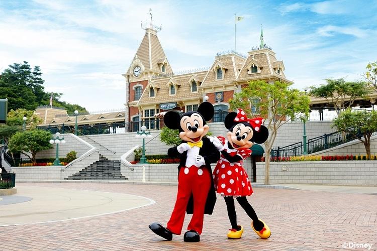 嬉しい送迎付き 香港ディズニーランド1日...の写真