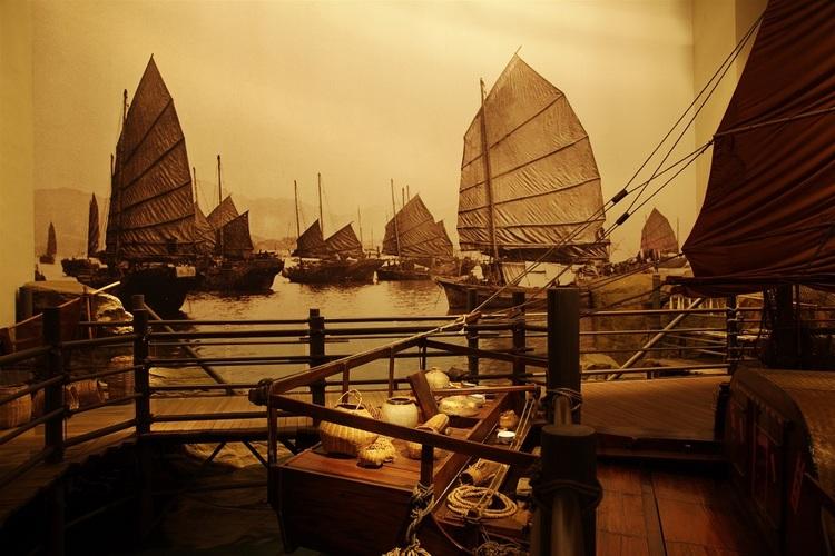 インスタ映えする特別な香港シーンの写真