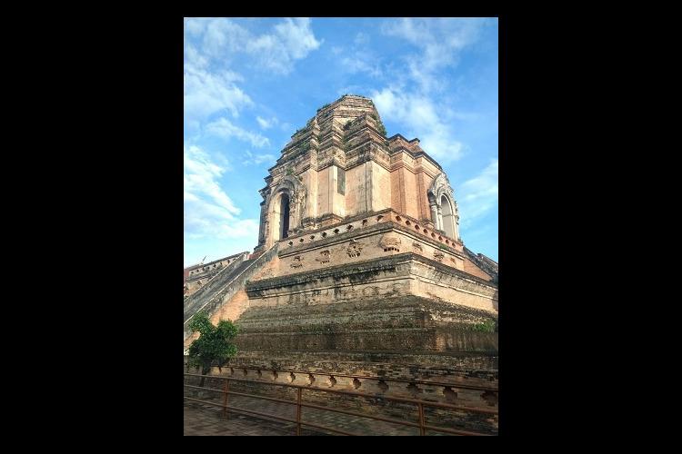 チェンマイ市内の有名寺院へご案内 (午前...の写真