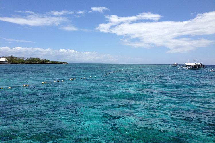 アイランドホッピング (パンダノン島)+...の写真