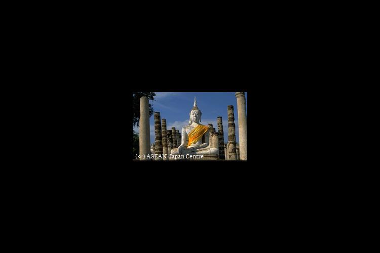 [チェンマイ発]世界遺産・スコータイ歴史...の写真