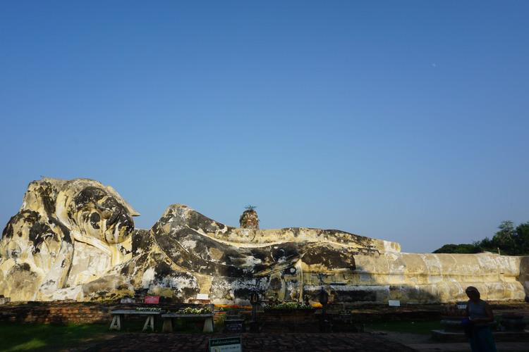 復路船で行くアユタヤ遺跡観光1日ツアー ...の写真