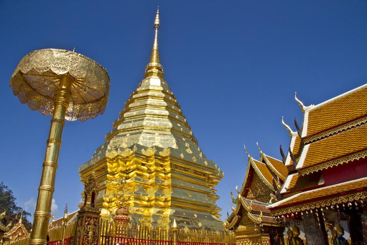 プライベートツアー: ドイステープ寺院 ...の写真