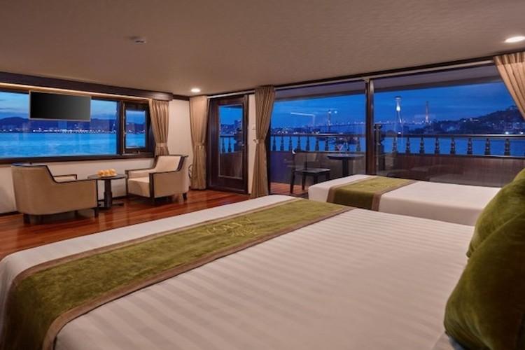 ちょっとリッチな大人旅 ハロン湾1泊2...の写真