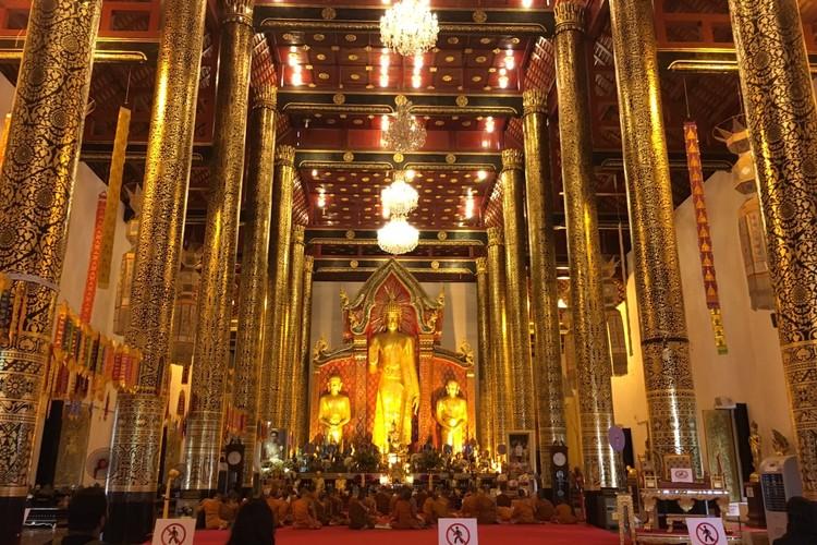 チェンマイ市内寺院半日ツアー (プライベ...の写真
