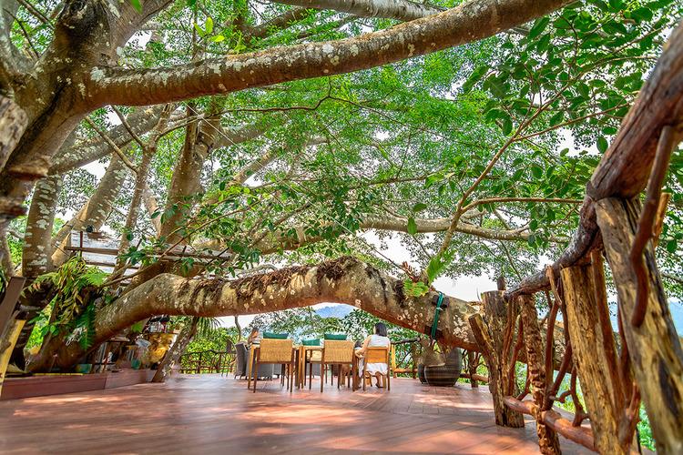 メーカンポン村散策ツアーの写真
