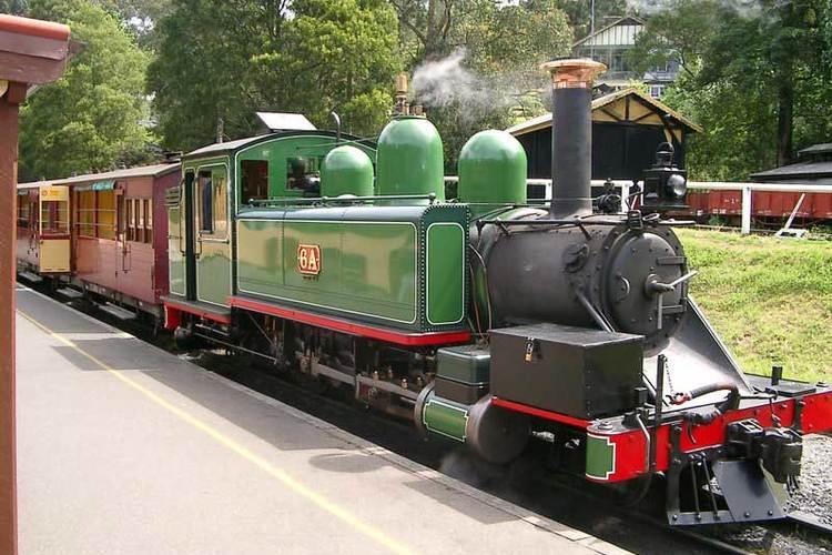 ダンデノンツアー ! 蒸気機関車パッフィ...の写真