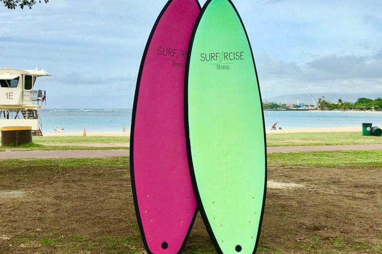サーフィンとエクササイズの融合「サーファ...の写真
