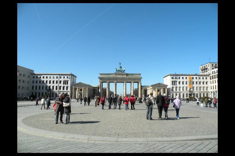 ベルリンを歩く1日 よくばり午前ウォーキ...の写真
