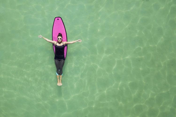 ハワイ サーフィンとエクササイズの融合『...の写真