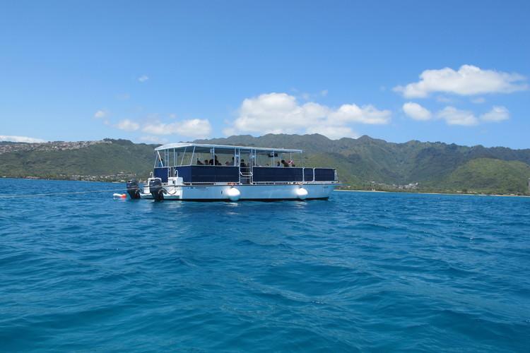 今話題の「サブマリンスクーター」をハワイ...の写真