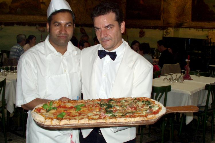 [ミールクーポン] 「ピザ」食べ放題!の写真