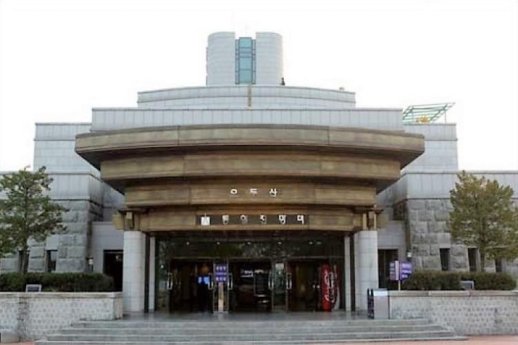 満喫 オドゥ山・統一展望台 + 臨津閣 ...の写真