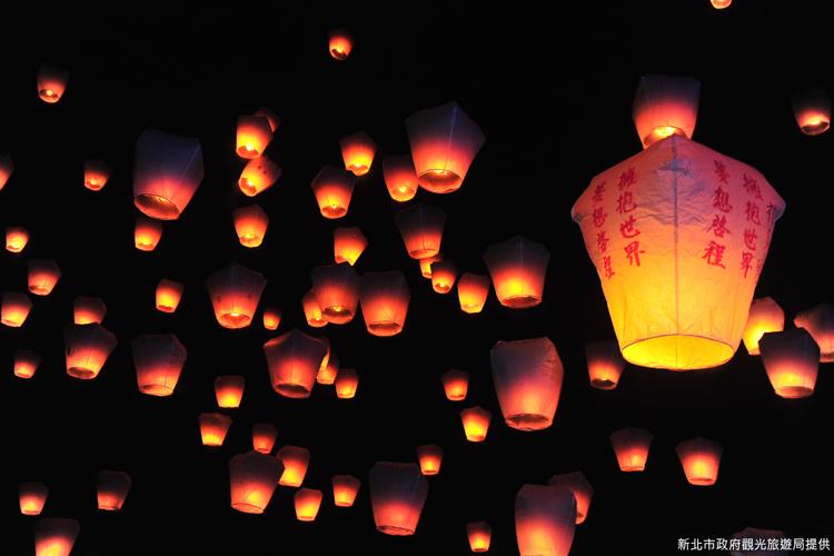 十分・平渓天燈祭 体験ツアーの写真
