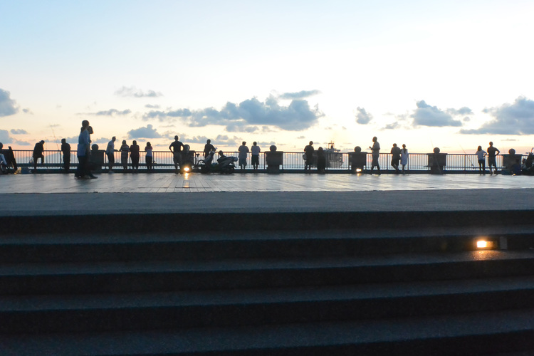 高雄市内&龍虎塔&美濃の半日貸切プランの写真