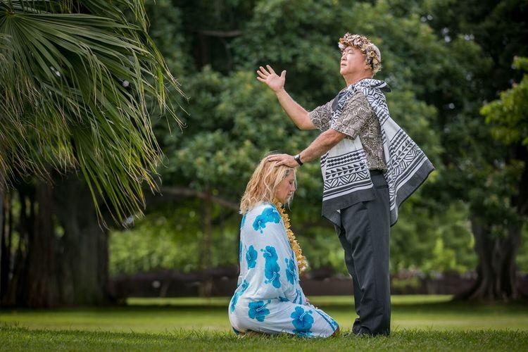 神秘的なハワイを体験 クムやカフと聖地を...の写真