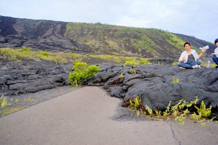 【オアフ島発着】ハワイ島日帰り 一度は体...の写真