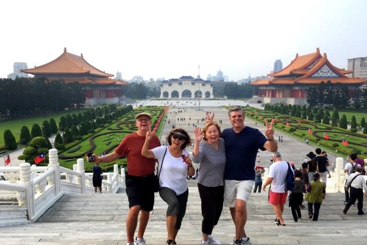 台北を極める一日旅の写真