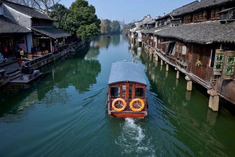 烏鎮日帰りツアー[上海発]の写真