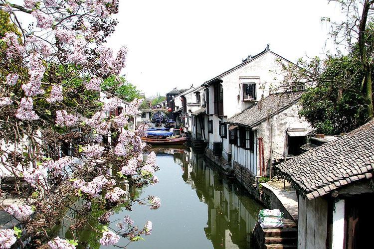 中国第一の水郷と称される「周庄」日帰りツ...の写真