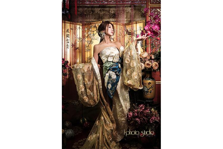 変身写真体験 「台湾変身写真館」i-ph...の写真