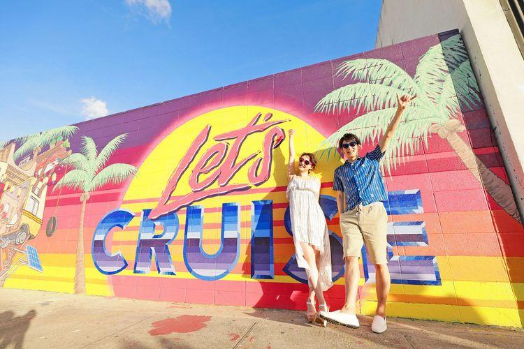 オアフ島人気観光スポットで お気に入りの...の写真