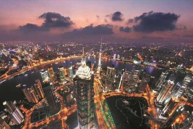 上海ナイトツアー(上海料理のディナー付き...の写真