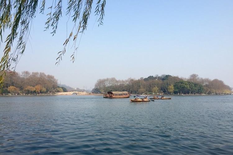 杭州一日観光の写真