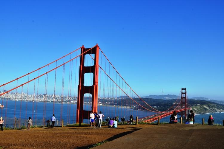 もりだくさんサンフランシスコ市内1日観光...の写真
