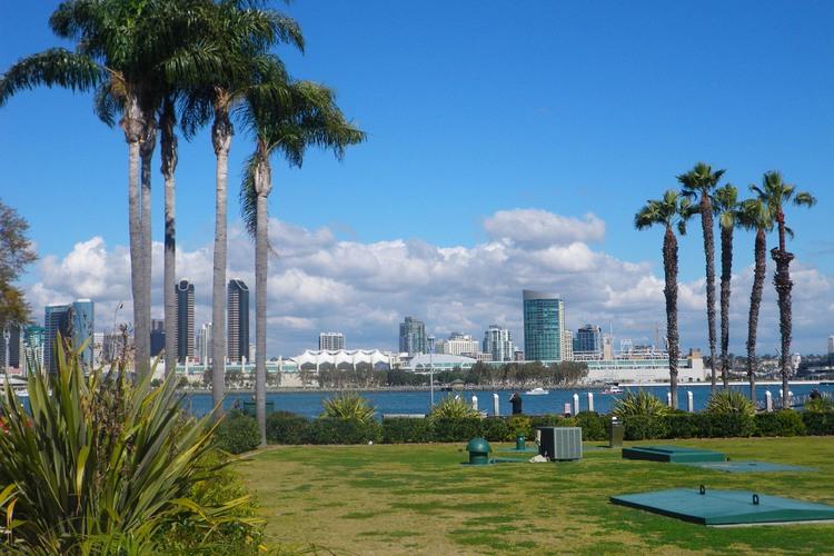 サンディエゴ半日観光の写真