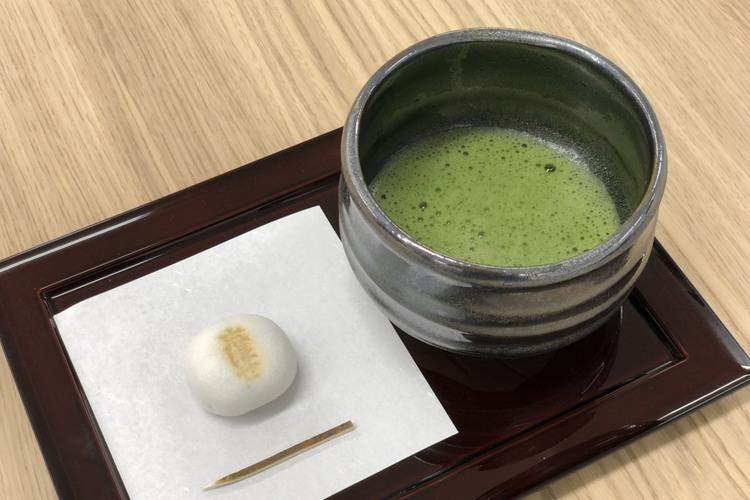 日本舞踊と抹茶がゆっくりと楽しめるEDO...の写真